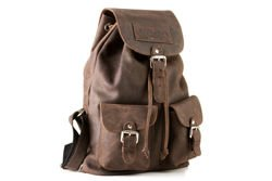 Boho Leather Backpack VOOC URBAN RDW6