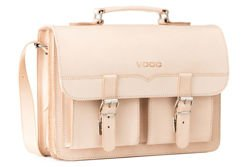 Classic Leather Satchel 2in1 VOOC VINTAGE P112