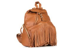 Exclusive real leather backpack /bag Let`s Go Boho Vooc EP17