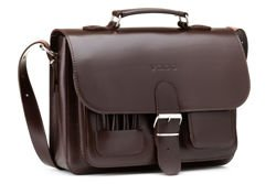 Genuine Leather Satchel 2in1 VOOC VINTAGE P113