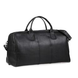 Travel Bag Brodrene Black