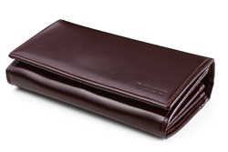 Women's real leather wallet VOOC PPD 3
