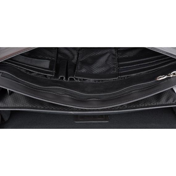 """15.6"""" Double Compartment Laptop Case Mcklein Ashburn"""