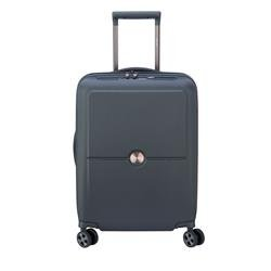 Kabinowa podróżna Walizka Delsey Turenne Premium 55 cm antracyt