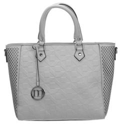 Monnari® klasyczna torebka damska na ramię eko