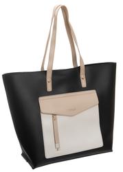 Monnari® klasyczna torebka shopper bag insert A4