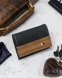 Oryginalny portfel męski skórzany Always Wild®