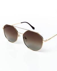 Rovicky okulary przeciwsłoneczne polaryzacyjne ochrona UV ośmiokątne