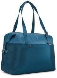 Torba podróżna weekendowa duża torba podręczna 37 litrów Thule Spira Niebieska