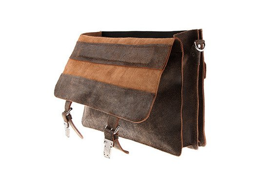 Brązowa Casualowa torba na laptop URBAN ATS173