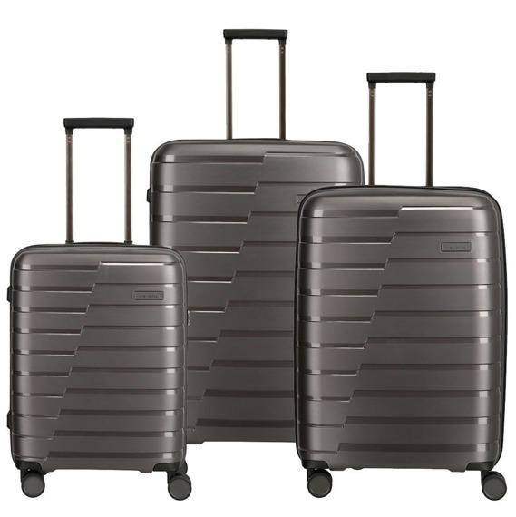 Komplet walizek z polipropylenu Air Base Travelite