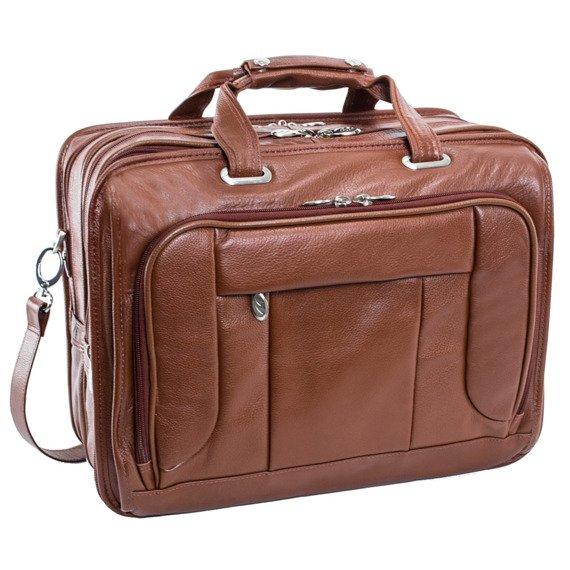 """Męska torba na laptopa biznesowa 2w1 West Town 17"""""""
