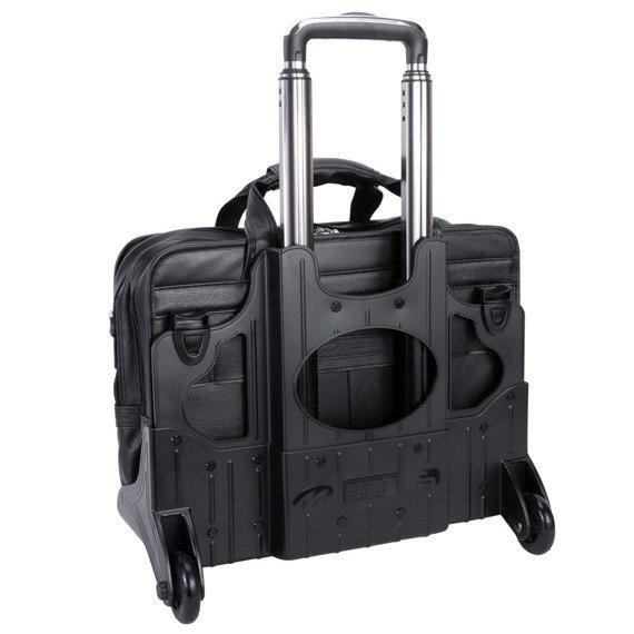 """Męska torba z odpinanym wózkiem West Town 17"""""""
