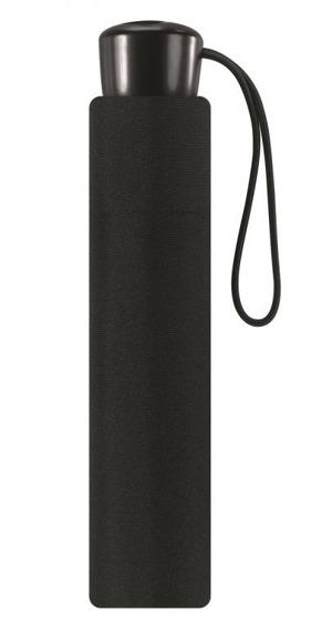 Parasol super mini black line Pierre Cardin
