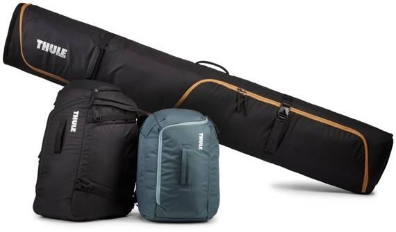 Plecak Torba narciarska snowbordowa 60 litrów Thule RoundTrip Boot czarny