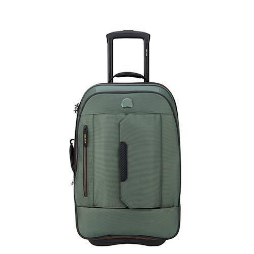 Plecak Walizka podróżna Delsey TRAMONTANE 55 cm khaki