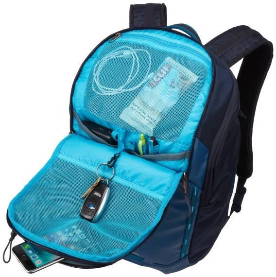 """Plecak miejski podróżny na laptopa 15,6"""" 26 litrów Thule Chasm Niebieski"""