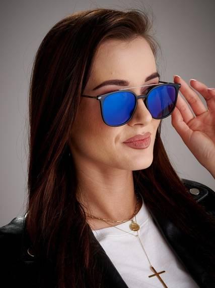Rovicky okulary przeciwsłoneczne polaryzacyjne ochrona UV kwadratowe