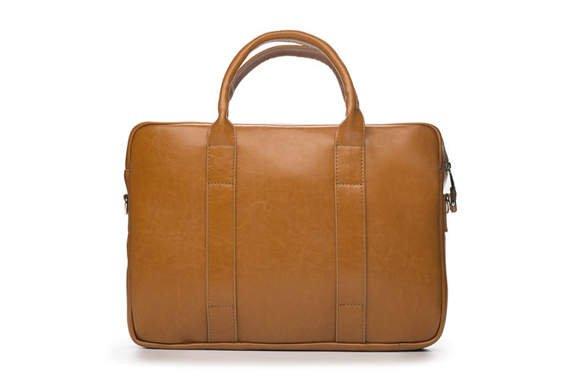 Stylowa torba na laptopa z uchwytami