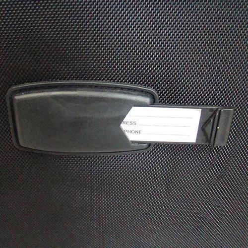 Torba na laptopa Pilotka na kółkach Dielle 411 czarna