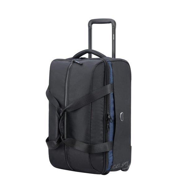 Torba podróżna kabinowa Delsey  EGOA walizka 55 cm czarna