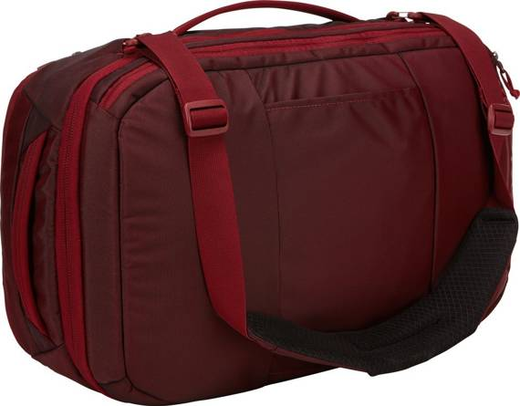 "Torba podróżna kabinowa plecak na laptopa 15,6"" 40 litrów Thule Subterra Bordowa"