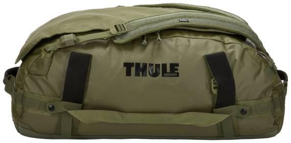Torba sportowa, plecak sportowy, 70 litrów Thule Chasm Oliwkowa